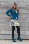 Victoria-Short Skirt
